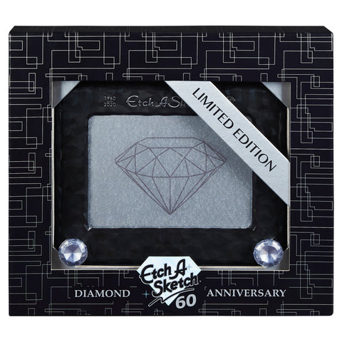 Etch A Sketch 60th Anniversary Diamond Edition