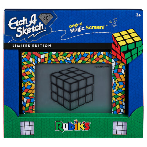 Etch A Sketch Rubik's Cube Limited-Edition