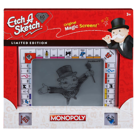 Etch A Sketch Monopoly Limited-Edition