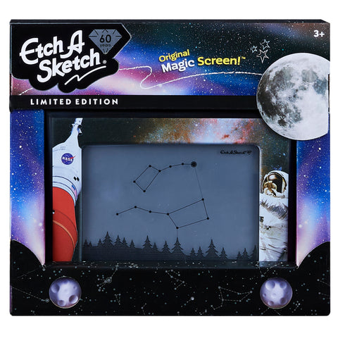 Etch A Sketch NASA Inspired Limited-Edition