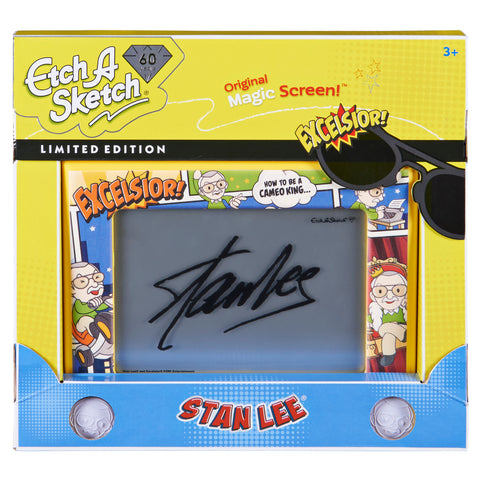 Etch A Sketch Stan Lee Limited-Edition