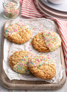 Birthday Sprinkle Cookie