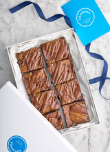 Load image into Gallery viewer, Gooey Salted Caramel Brownie