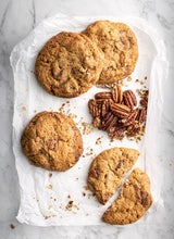 Load image into Gallery viewer, Caramel & Pecan Cookie