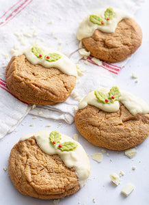 Christmas Eve Kit: Ginger Cookies