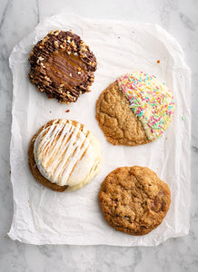 Mixed Cookies (Nutty)