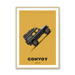 CONVOY - Ltd edition