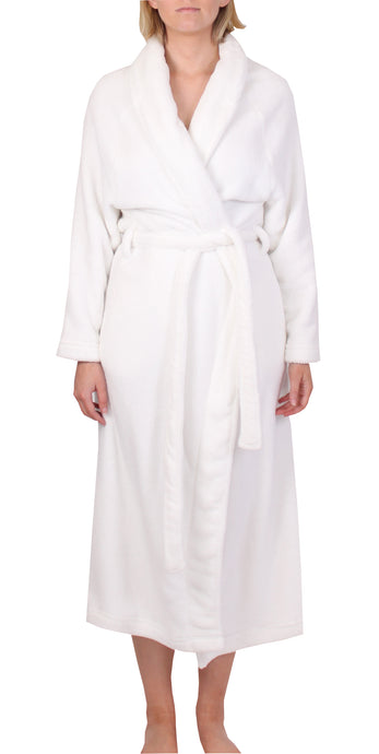 YUU LUXURY ROBE CREAM - 8801-5002B