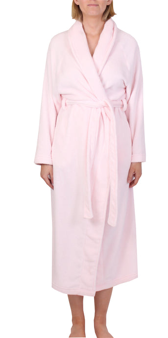 Yuu Luxury Robe Pink - 8801-5002B