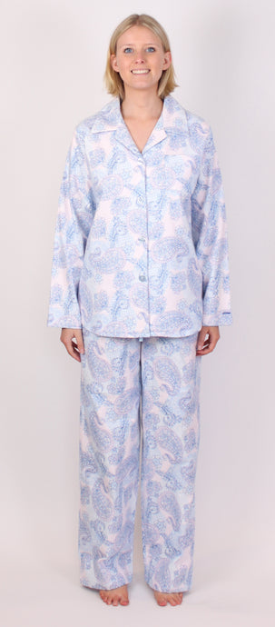 PICKLES AND LOOP PJ SET BLUE PL104