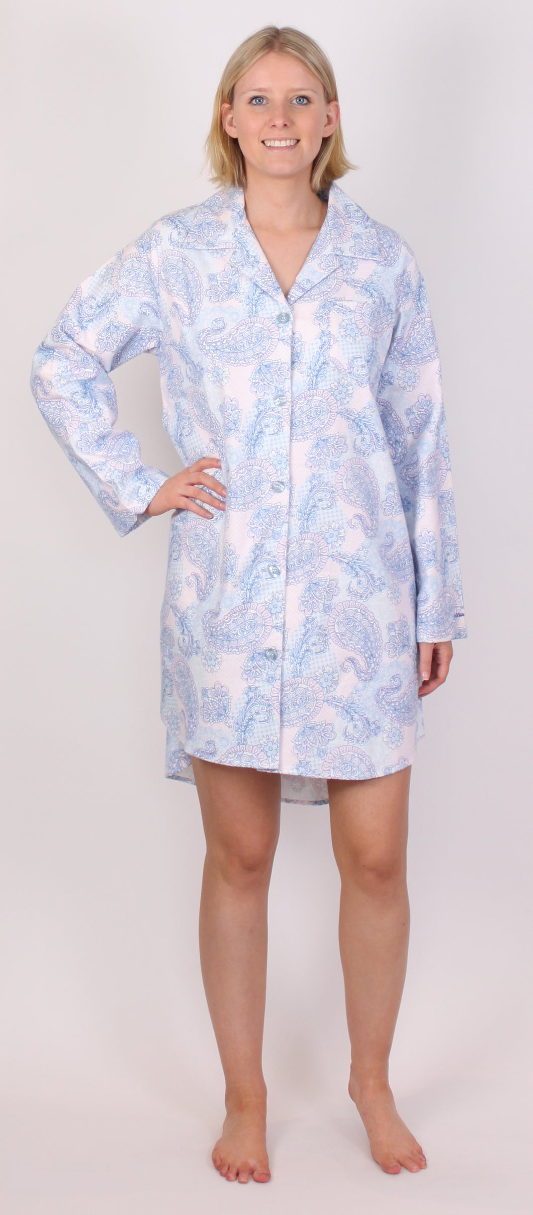 Paisley Nightie - PL105