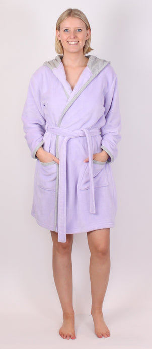 PICKLES AND LOOP GOWN LILAC SORBET PL109
