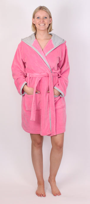 PICKLES AND LOOP GOWN PINK SORBET PL109