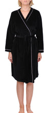 Load image into Gallery viewer, Velour Piping Robe - Y819