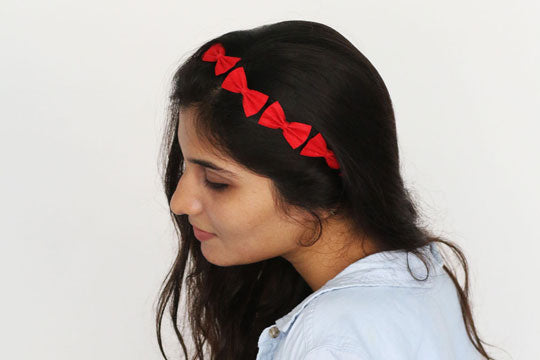 TIE IT YOURSELF headbands
