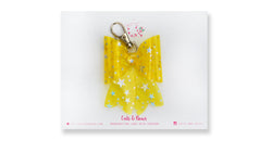 Starry Jelly Sunshine Bow charm