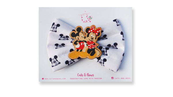 Mickey Mini Love Bow