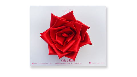 Satin Rose Red