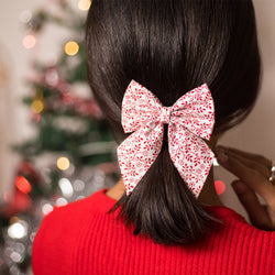 Ivy Pigtail Bow