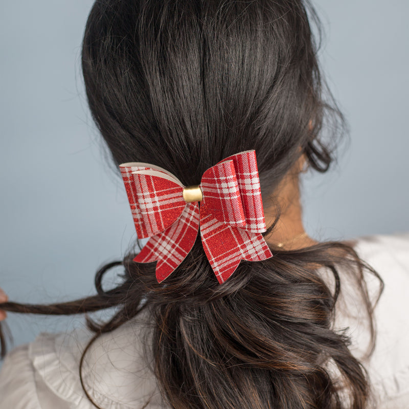 Burberry Red Plaid