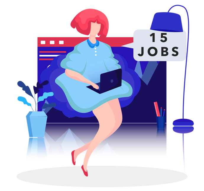 Up to 15 Remote Jobs: Custom Search and Apply