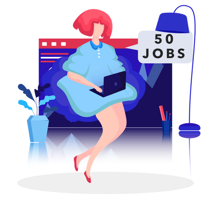 Up to 50 Remote Jobs: Custom Search and Apply