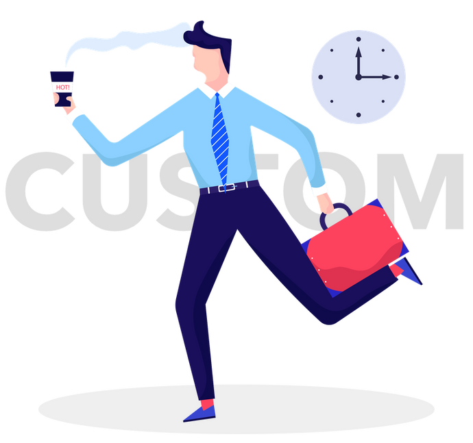 Custom Made Time Management Course