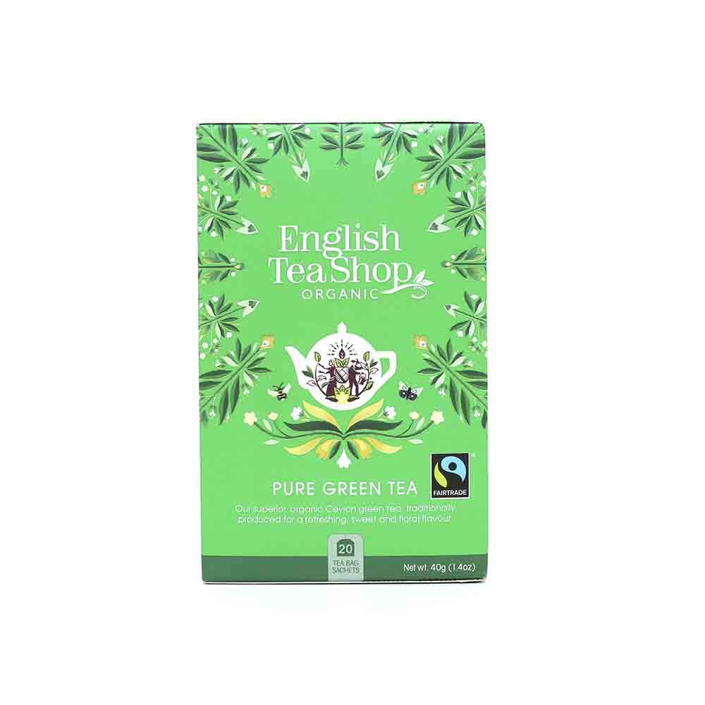 Té Verde Ecológico English Tea Shop