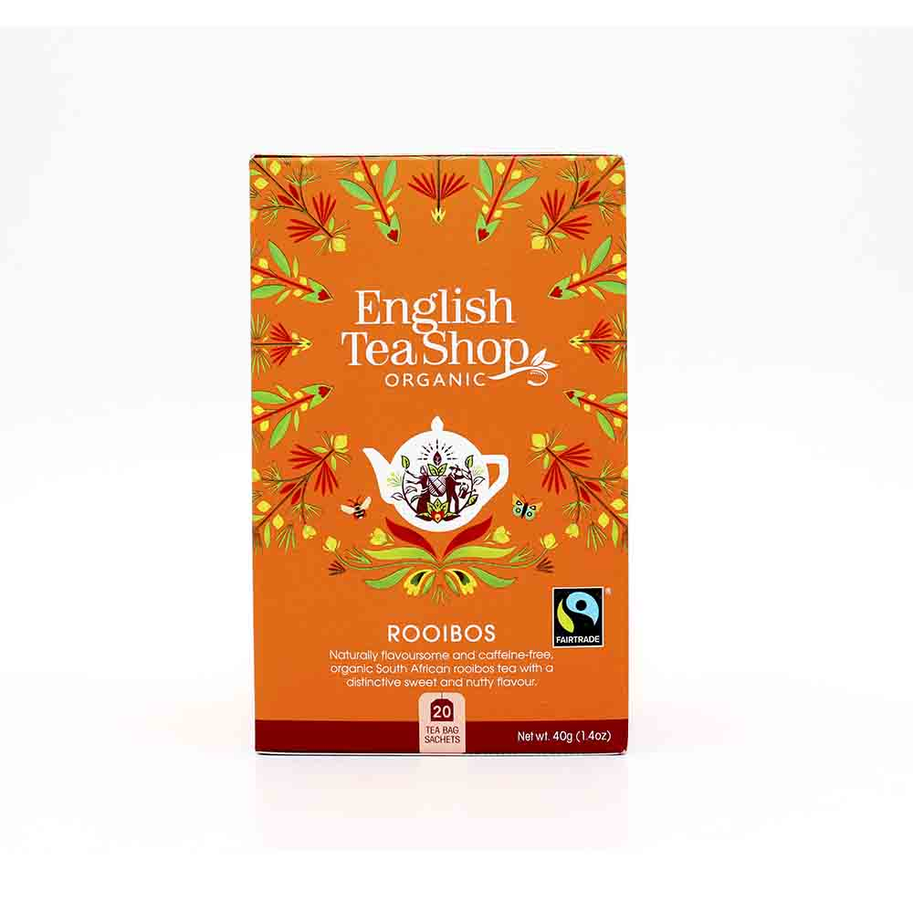 Rooibos Ecológico English Tea Shop