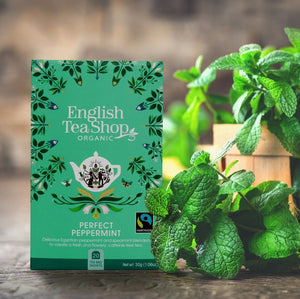 Infusion de Menta Piperita English Tea Shop