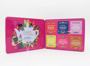 Caja de Tés Colección Ultimate 36 Bolsitas English Tea Shop