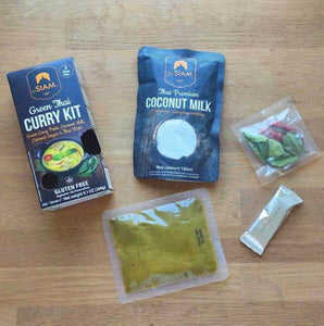 Kit para hacer Curry Verde deSiam