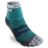 Injinji RUNNER + LINER Mens Mini-Crew