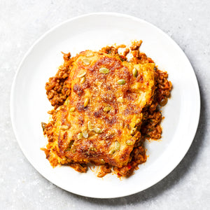 Load image into Gallery viewer, Beef + Lentil Lasagne