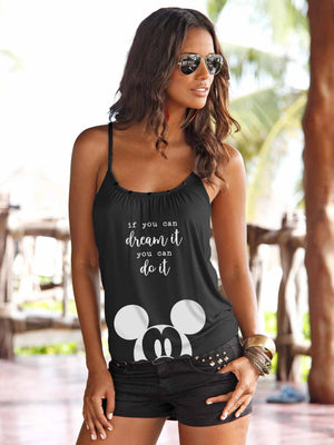 Mickey Mouse Sleeveless Vest