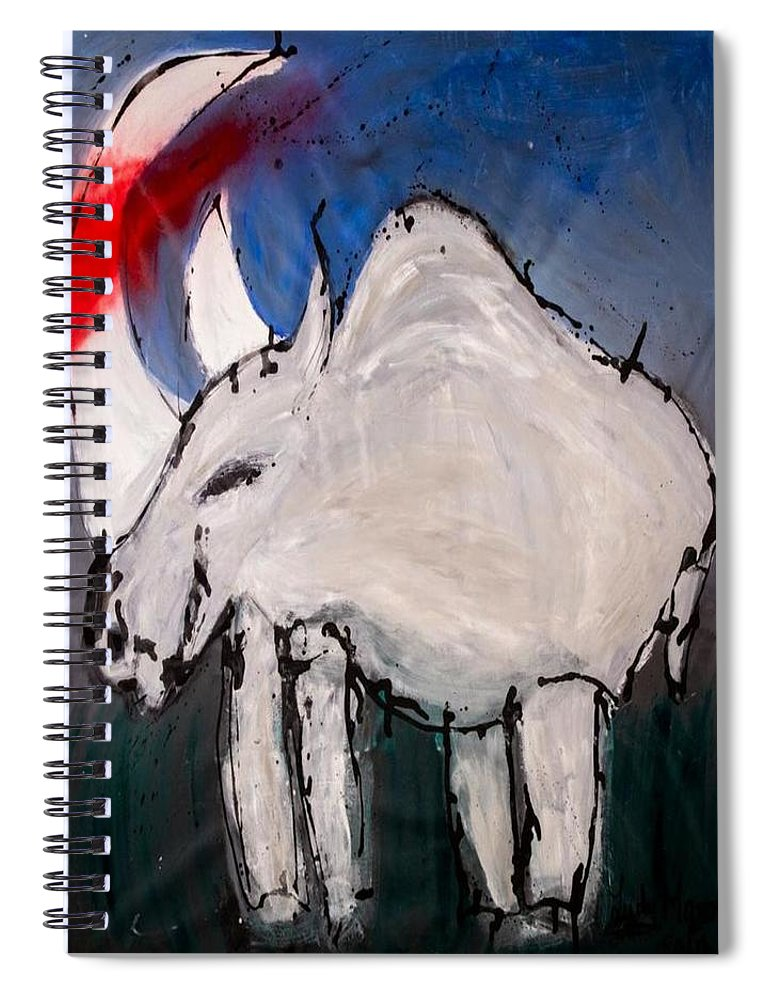 Unicorn  - Spiral Notebook