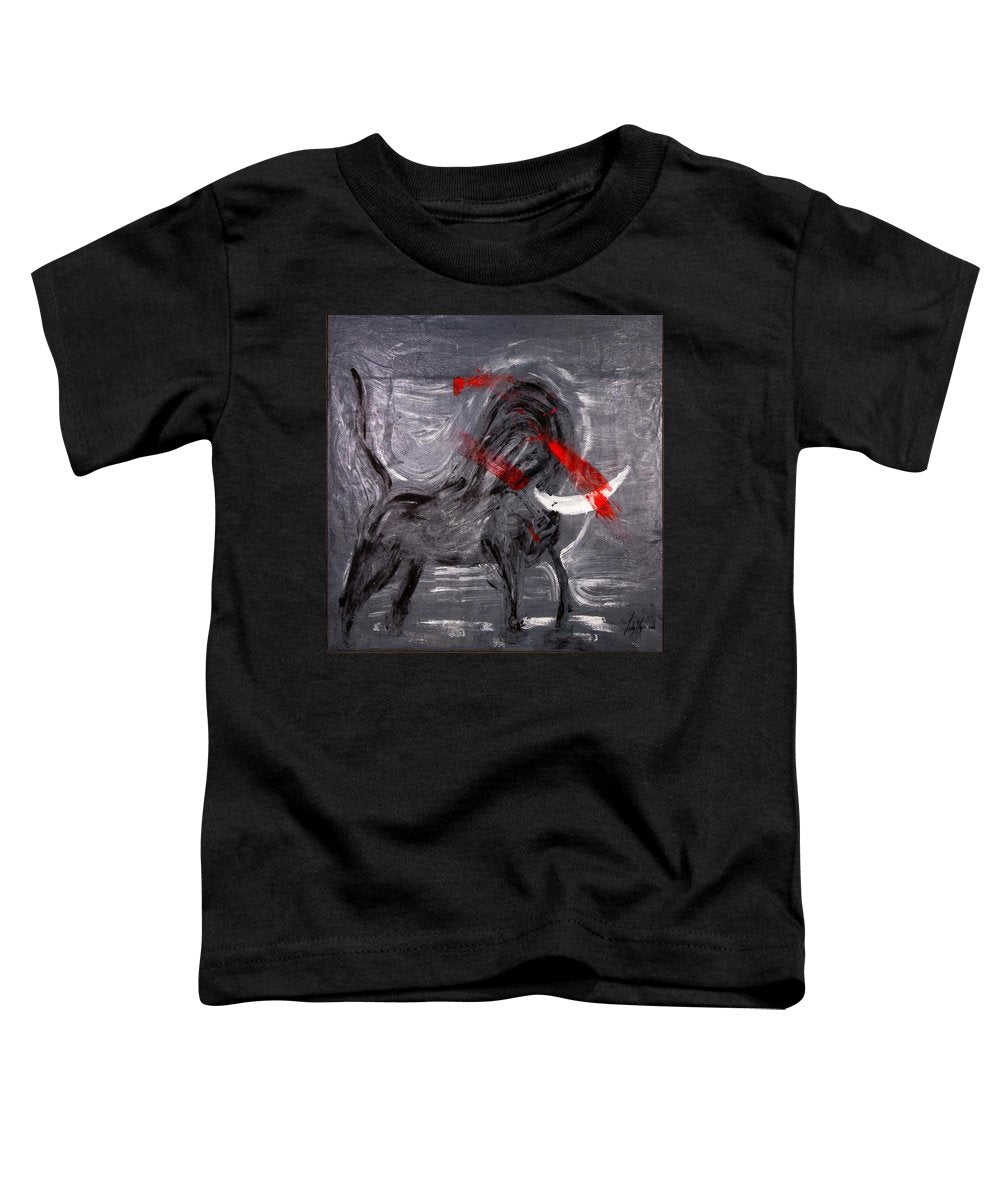 Bull - Toddler T-Shirt