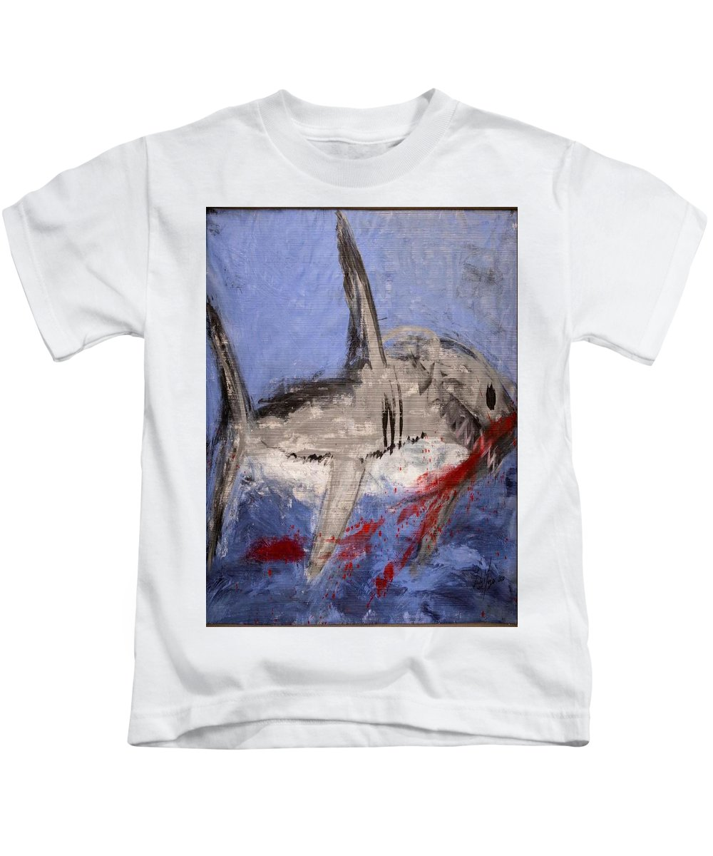 Shark  - Kids T-Shirt