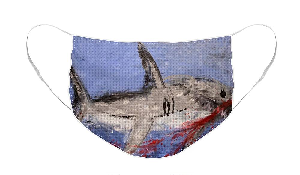 Shark  - Face Mask