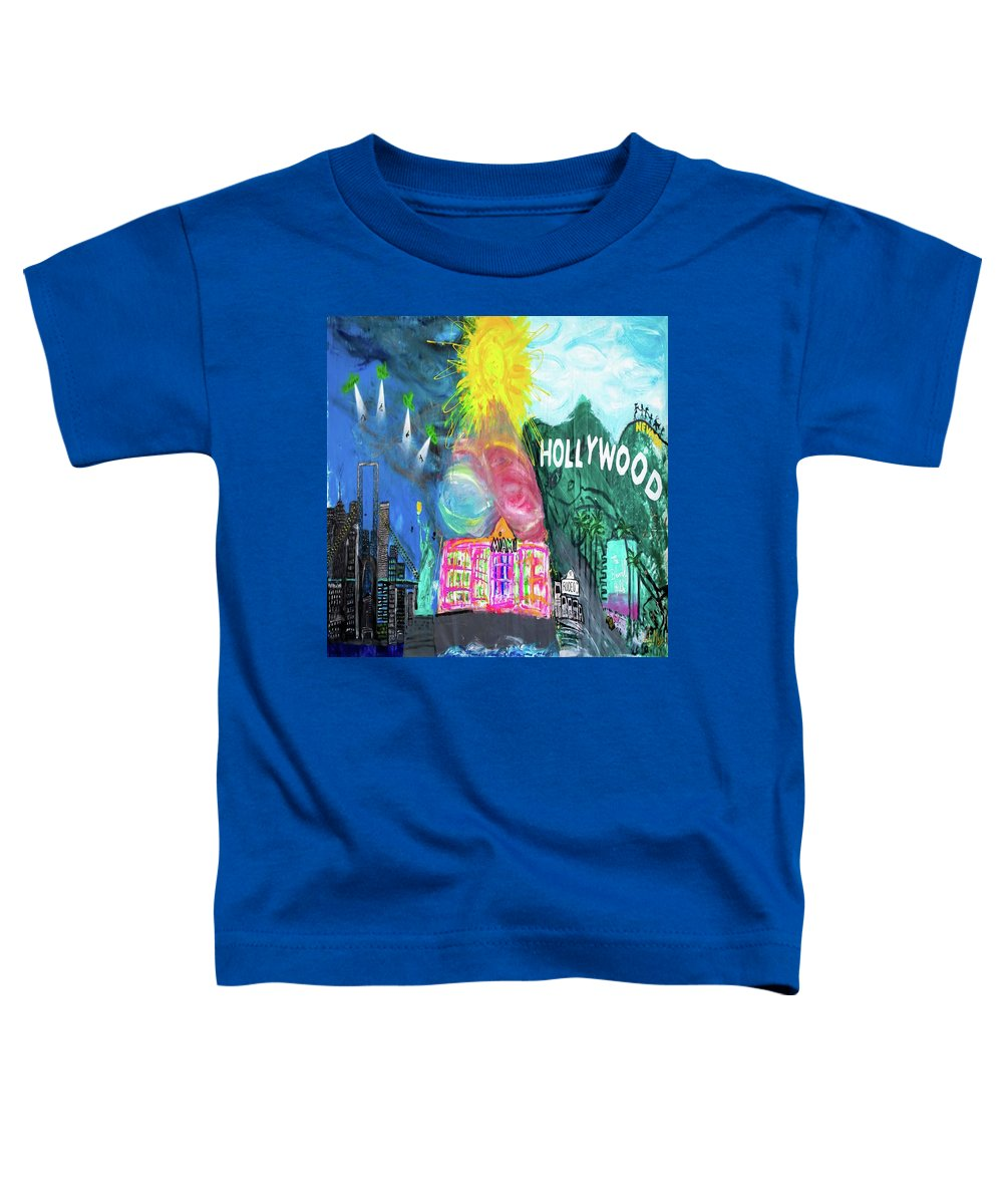 Hollywood - Toddler T-Shirt
