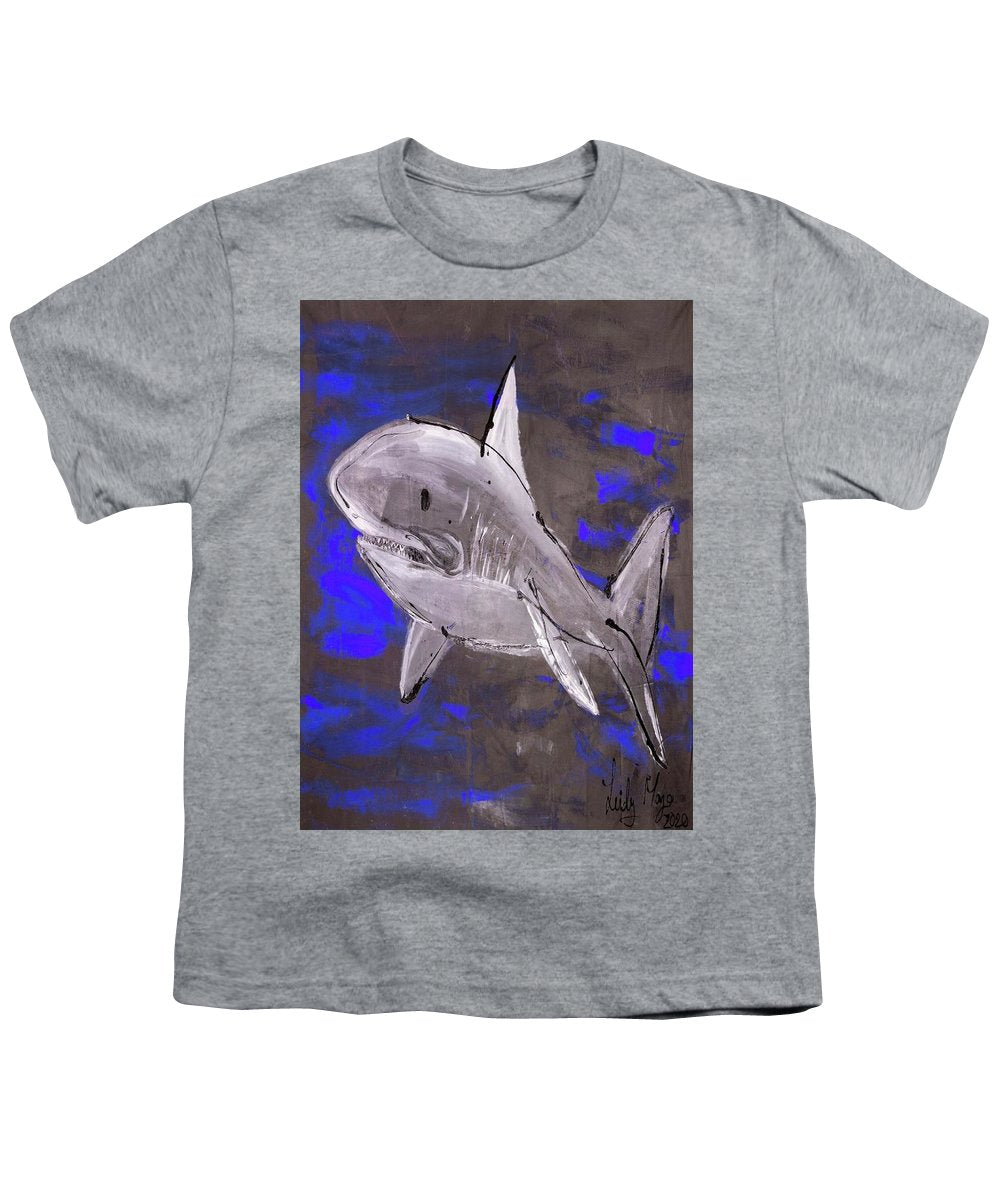 Blue Shark - Youth T-Shirt