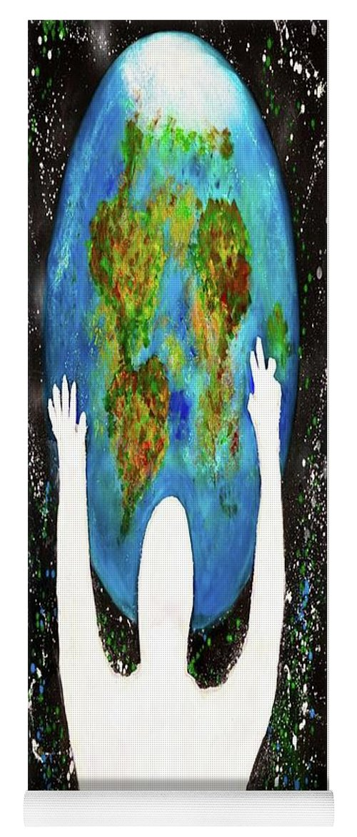 Earth - Yoga Mat