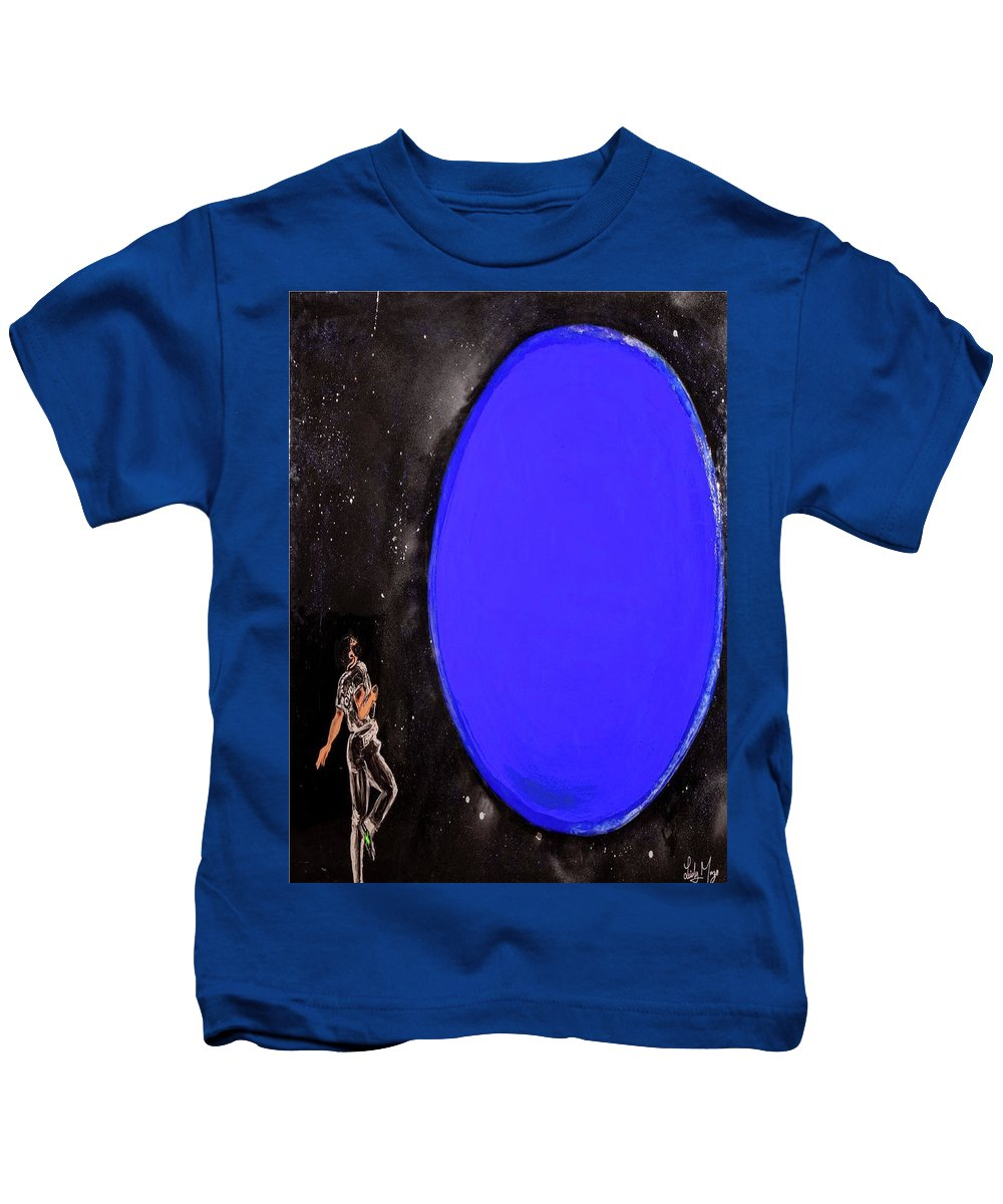 Blue Planet - Kids T-Shirt