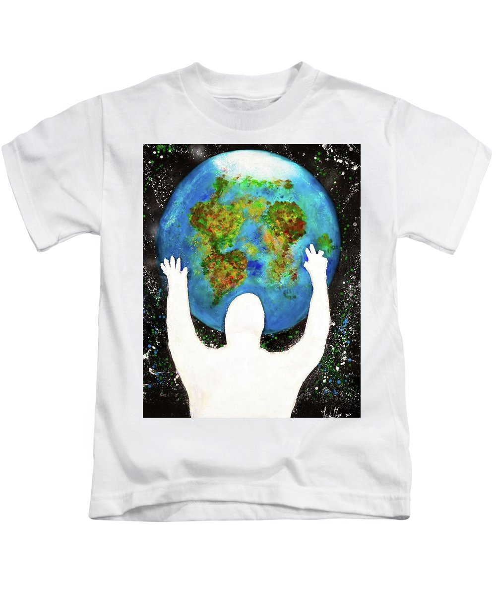 Earth - Kids T-Shirt