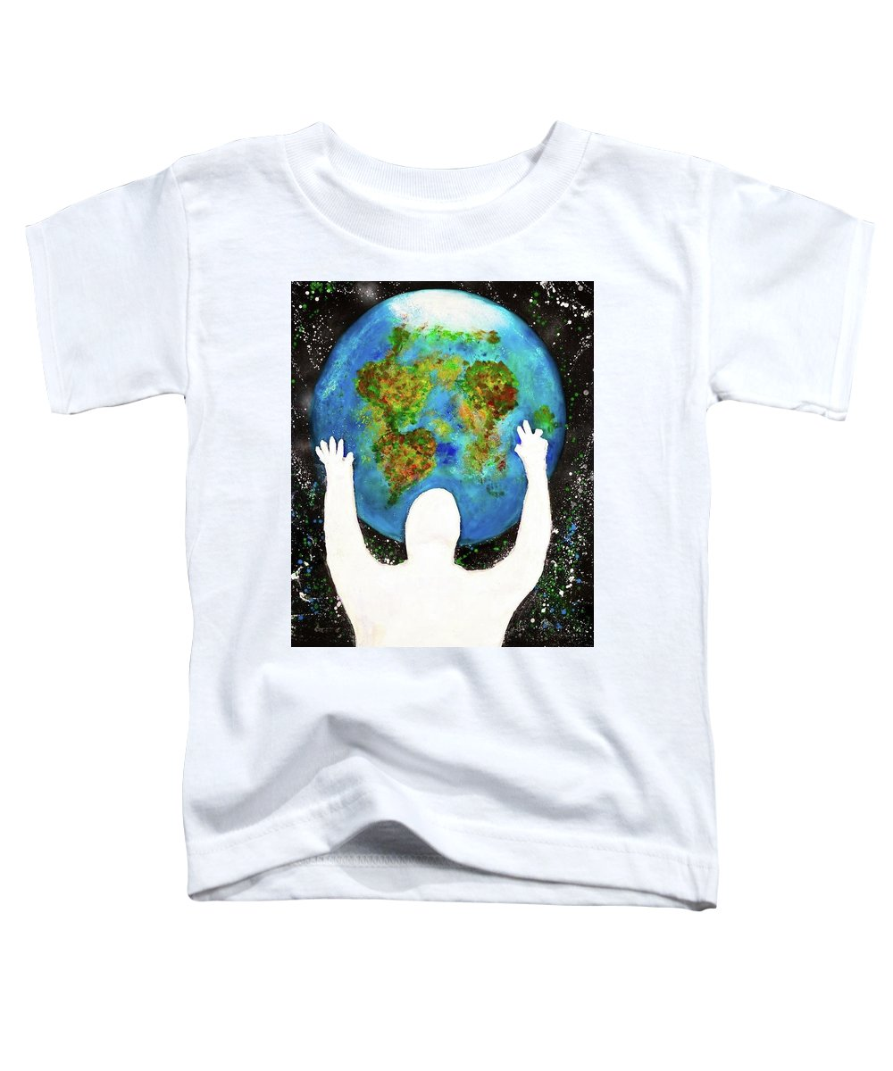 Earth - Toddler T-Shirt