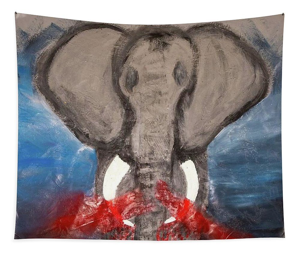 Elephant - Tapestry