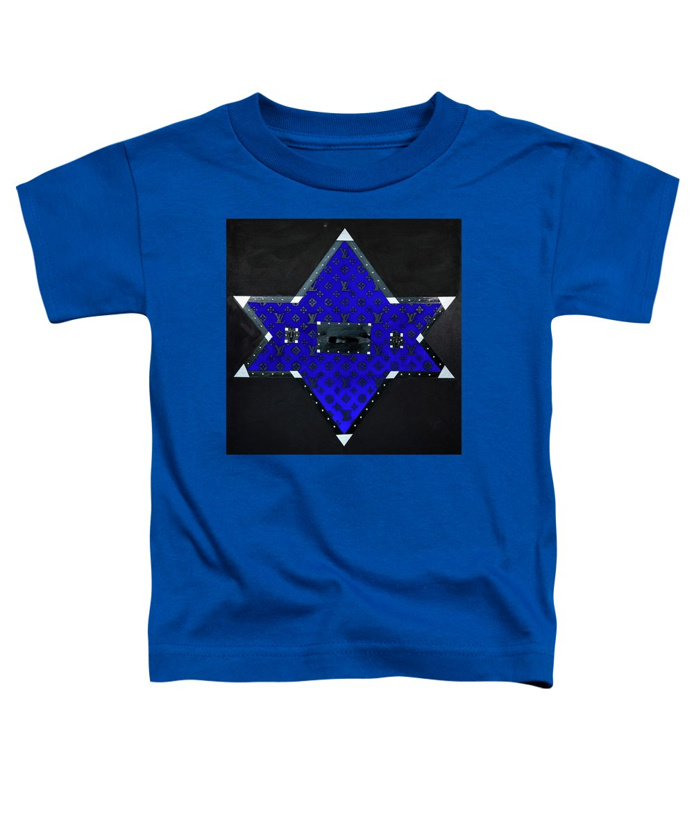Gray Star - Toddler T-Shirt