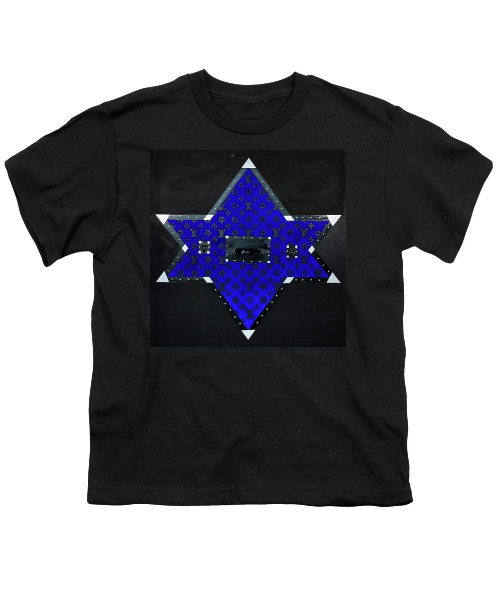 Gray Star - Youth T-Shirt