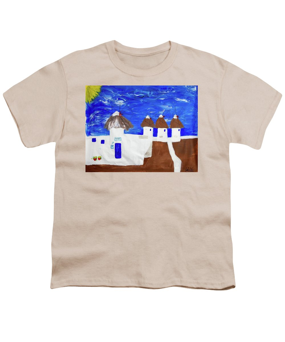 Greece  - Youth T-Shirt
