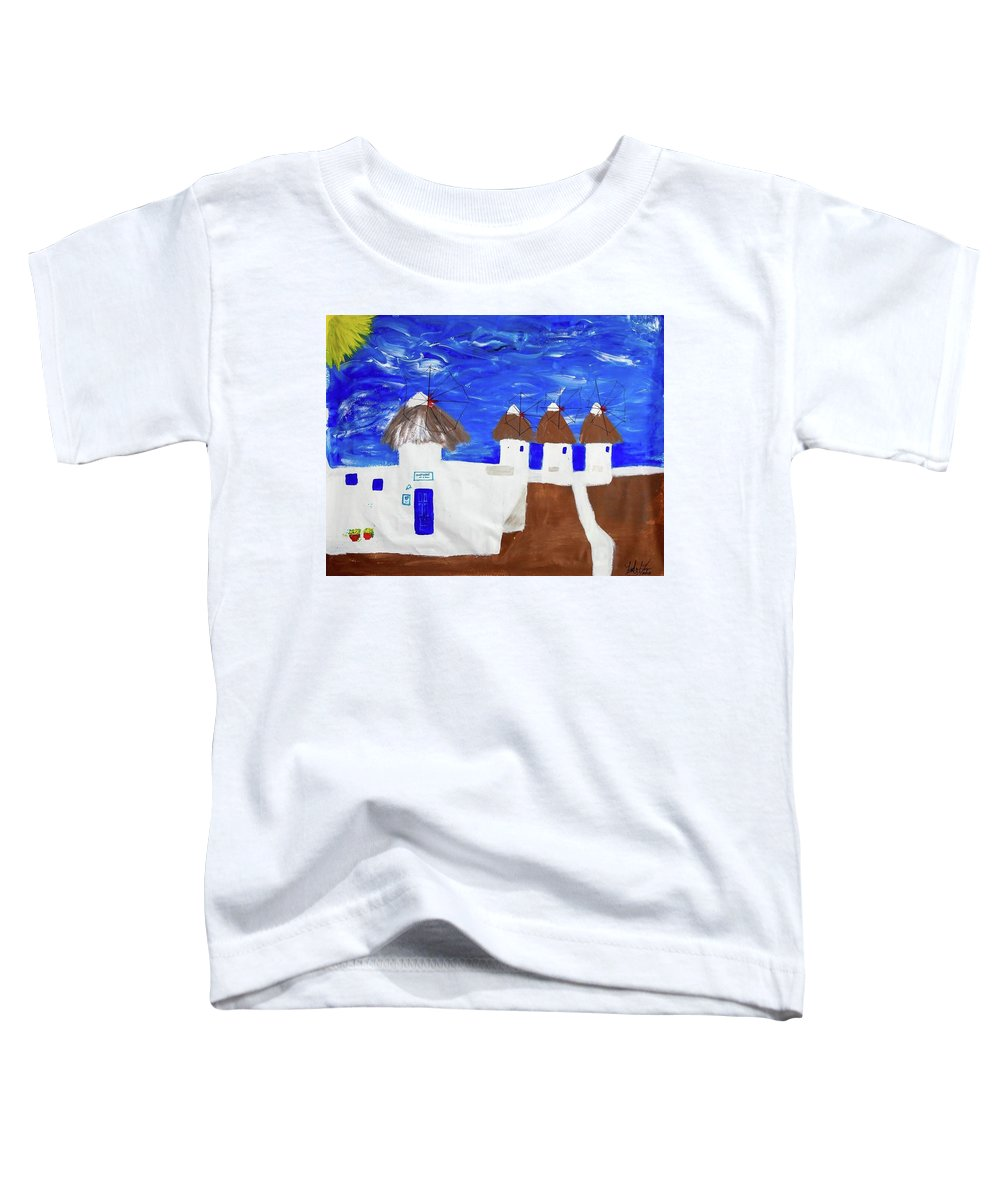 Greece  - Toddler T-Shirt